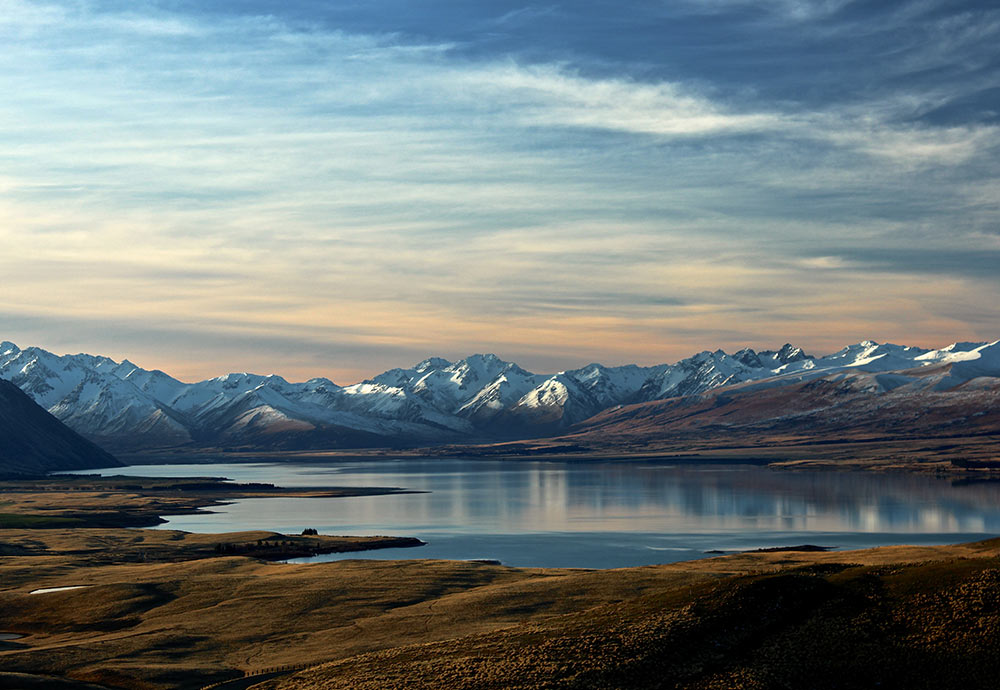 New Zealand ranks No. 9 on the list of the world's happiest countries