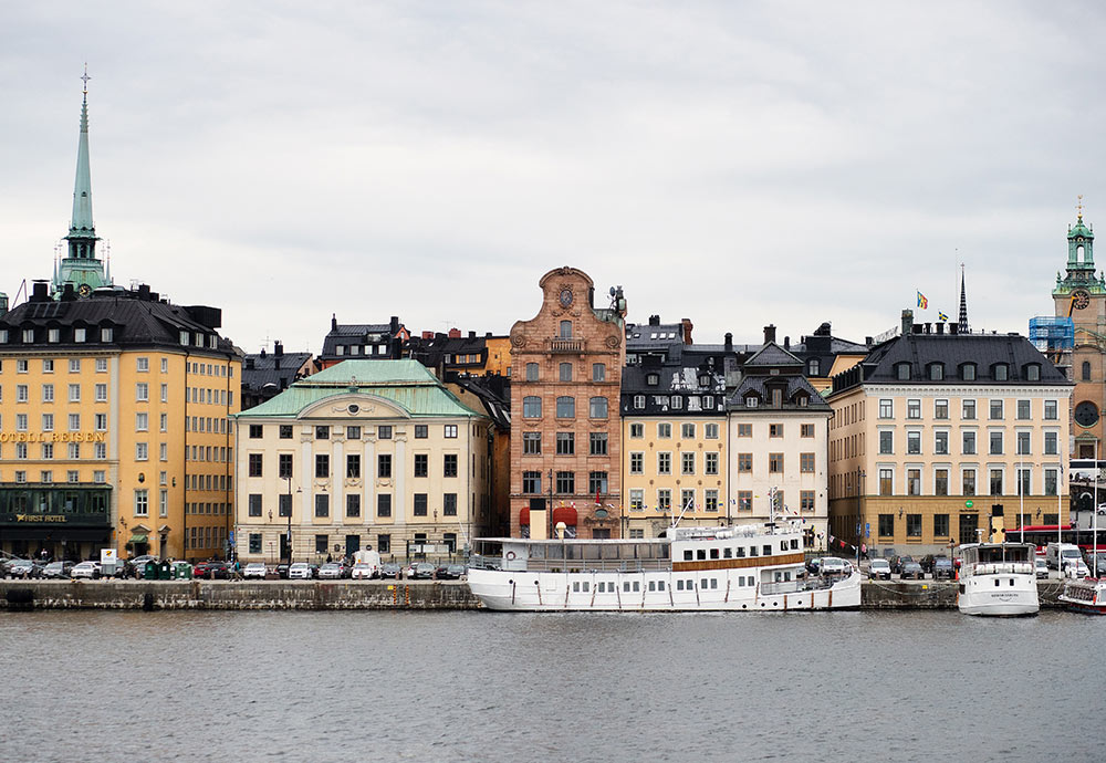 Sweden ranks No. 6 on the list of the world's happiest countries